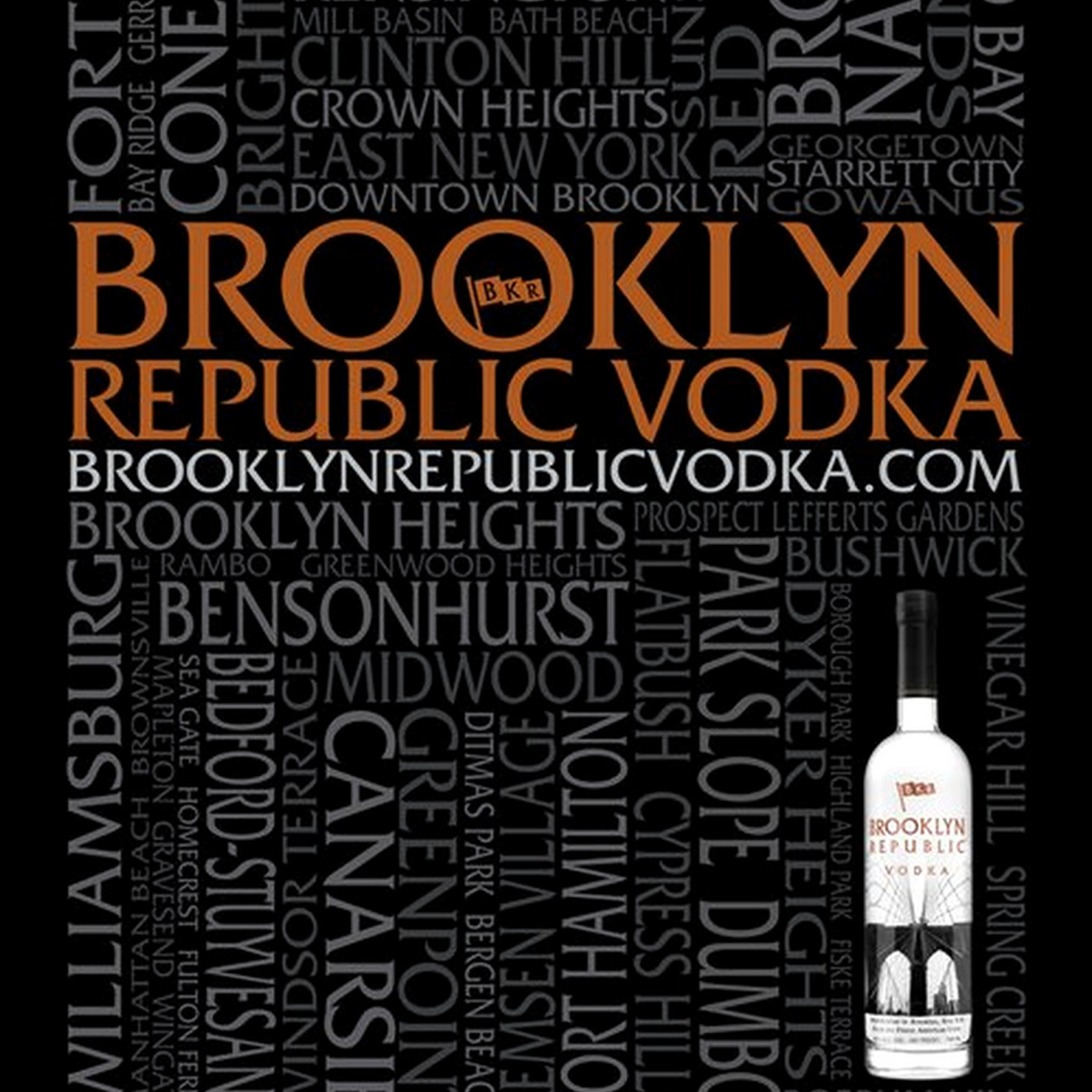 Small Batch Spirits Have Become Exceedingly Popular And Brooklyn Republic  Vodka, Made Right In U2014 You Guessed It U2014 Brooklyn By Vodka Enthusiast Gary  Shokin; ...